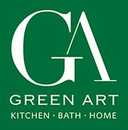 Green Art Plumbing Supply Logo